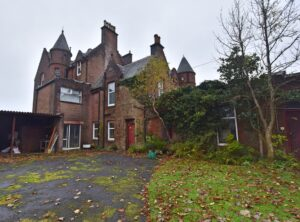 1 THE CLIFF, CLIFF TERRACE ROAD, WEMYSS BAY